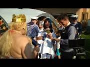 Vodácká svatba - Alenka a Marcel
