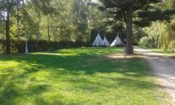 Rekognoskace - vodácký putovní tábor na Orlici v roce 2016