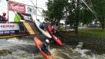 Kayakcross - Ondra Ježek